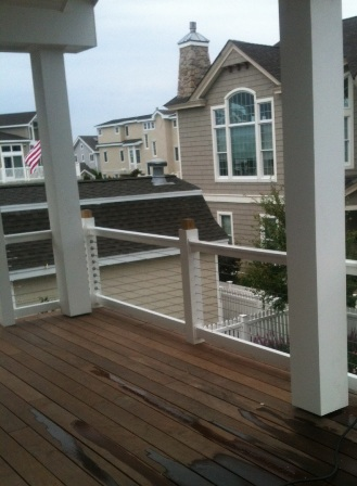 Deck Railing Installer South Jersey