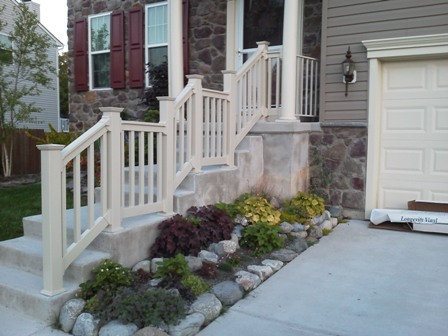 Vinyl Railing Sales and Installation South Jersey